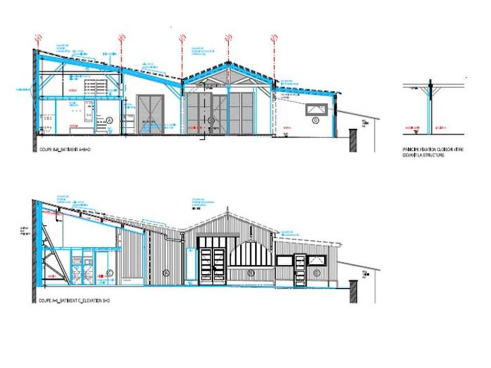 Renovation atelier 18 architecture - Cours menuiserie paris ...